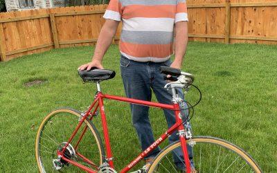 Mr. Bracht's Red LeTour