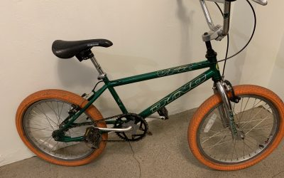 Green GT Dyno BMX – sold 4/8/21